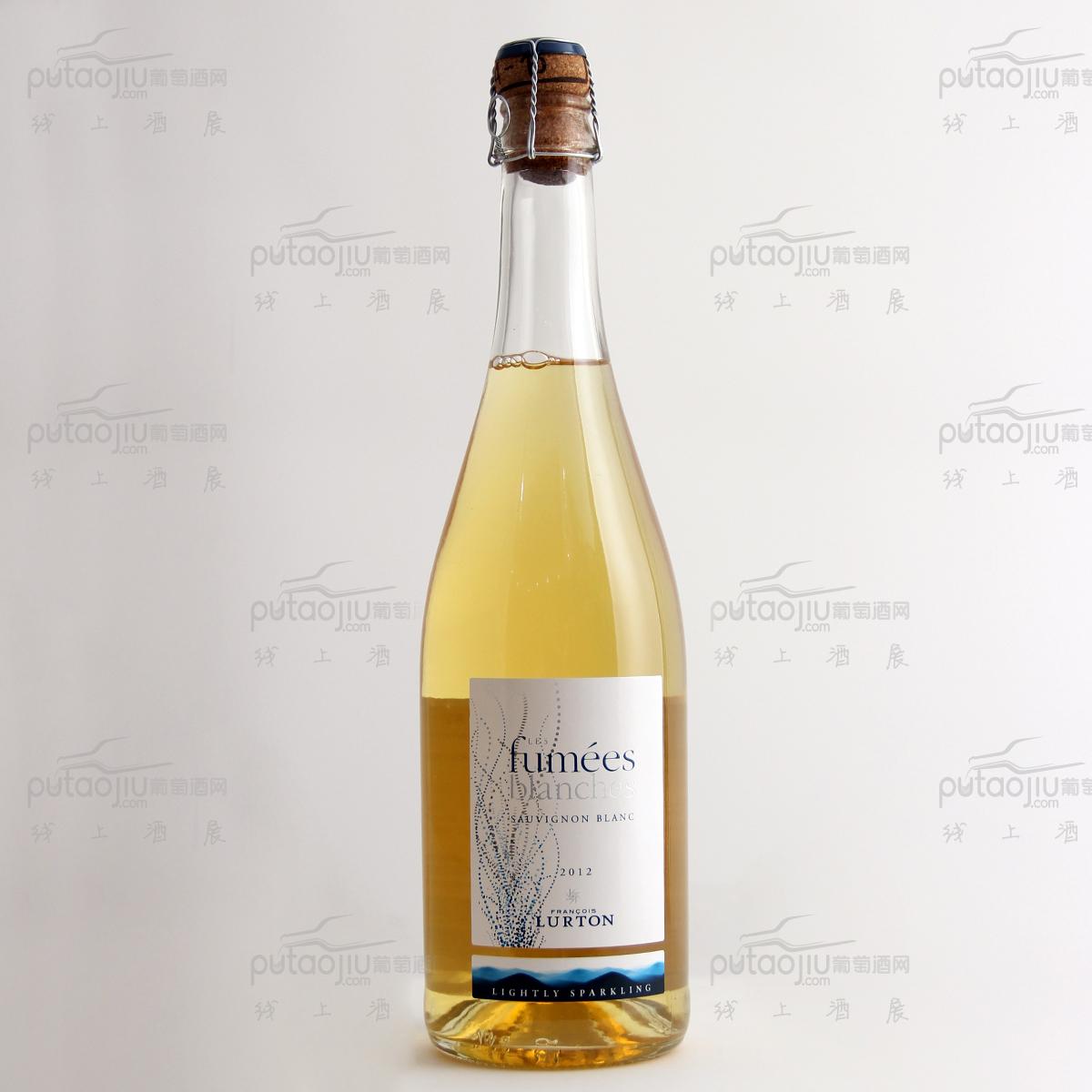 法国波尔多Francois Lurrton SA Domaine de酒庄长相思馥美IGP起泡酒