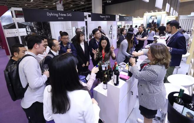 ProWine Asia 2019 香港酒展完美落幕,观众和展商双增长