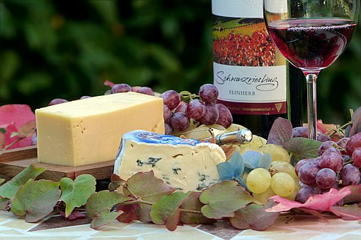 关于葡萄酒与奶酪的搭配内容,大家知道多少呢?