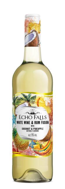 美誉葡萄酒公司推出一款朗姆酒和葡萄酒混合的产品
