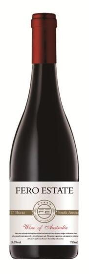 澳洲菲鸥庄园西拉子红葡萄酒