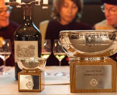 """2019""""左岸杯""""世界名校葡萄酒品鉴大赛总决赛在波尔多举行"""