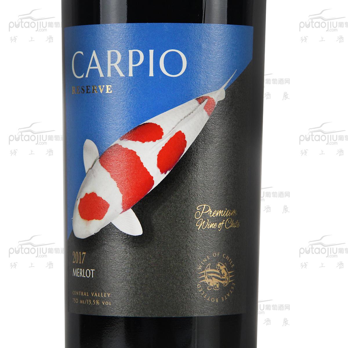智利中央山谷克莱酒庄卡皮奥梅洛珍藏级干红葡萄酒