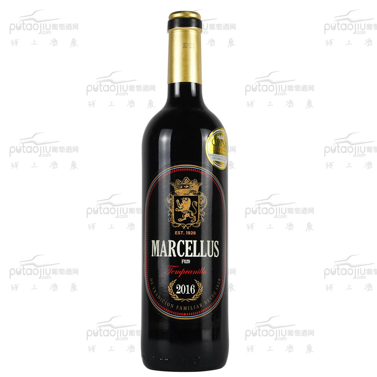 西班牙拉曼恰维拉玛利亚酒庄添普兰尼洛马塞勒斯F629红葡萄酒