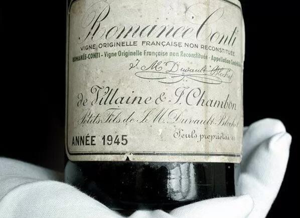 国际酒圈有哪些传奇的葡萄酒,值得我们转发朋友圈?