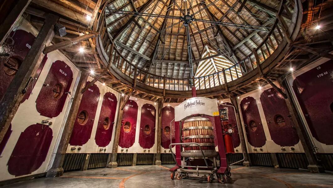 在过去的40年内,中法两国的葡萄酒相互影响突飞猛进