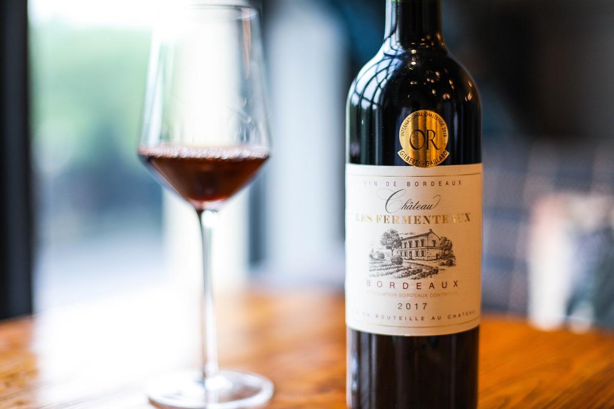 法国波尔多福梦城堡混酿AOC干红葡萄酒