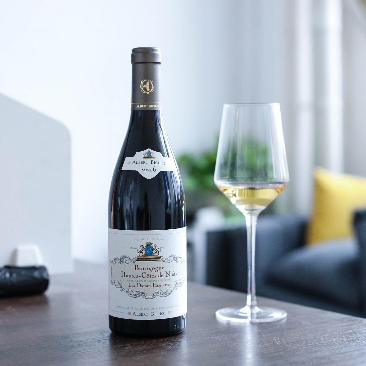 法国勃艮第阿尔伯特毕修黑皮诺上夜丘AOC干红葡萄酒