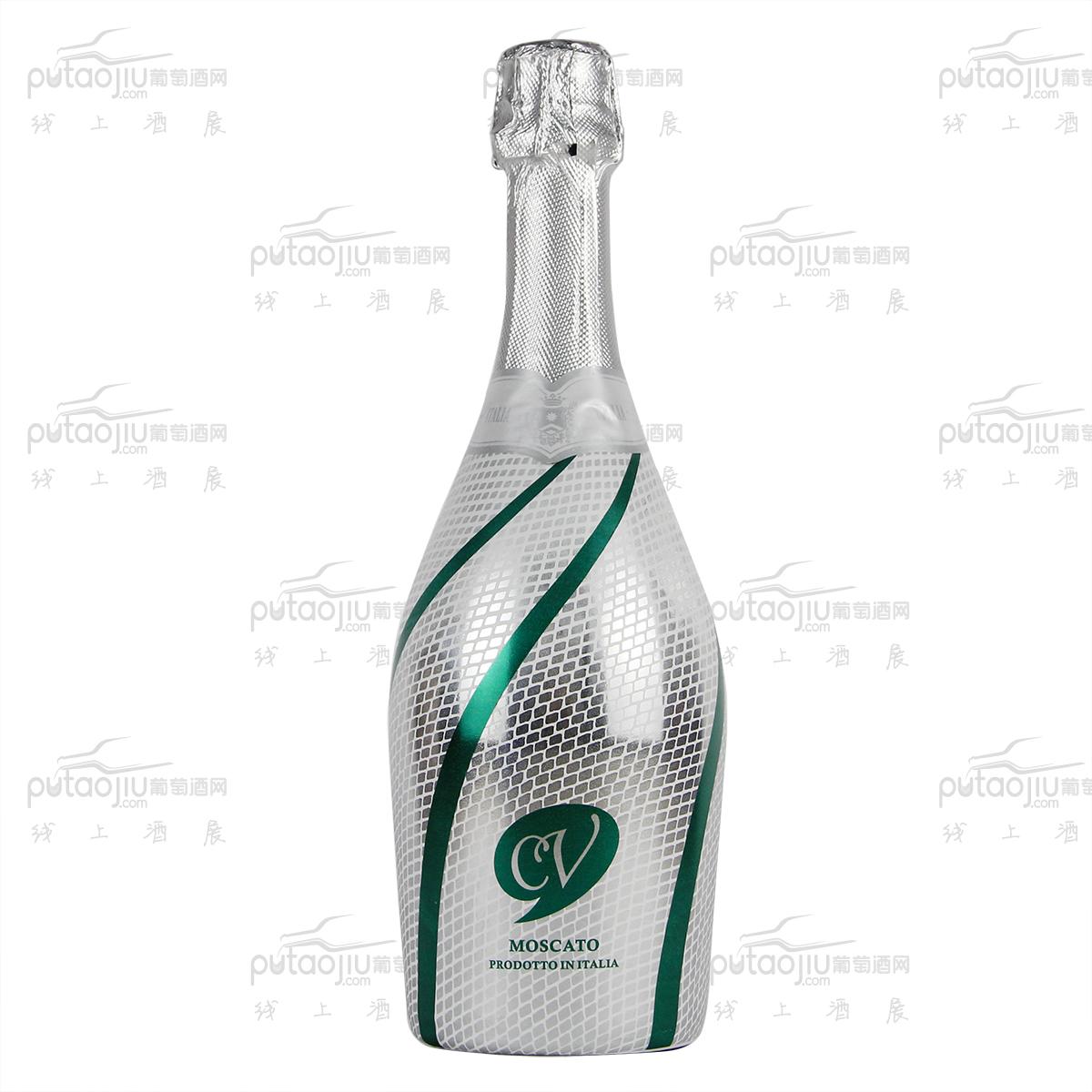 意大利艾米利亚万多酒庄莫斯卡托璀璨VDT起泡酒