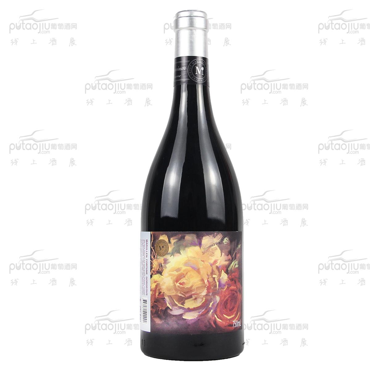 澳大利亚麦克拉伦谷产区盛宴酒庄萬瑞涞赤霞珠梅洛幸运星. 绚丽干红葡萄酒