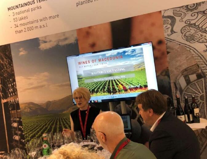 在世界最大酒展PROWEIN上大放异彩的STOBI斯多比葡萄酒