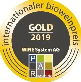 新疆佰年酒庄两款葡萄酒在第十届PAR国际有机葡萄酒评奖大赛中获得金奖