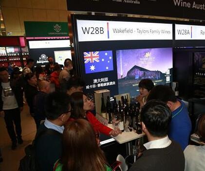中国葡萄酒市场发展迅速,澳洲葡萄酒成为最大赢家