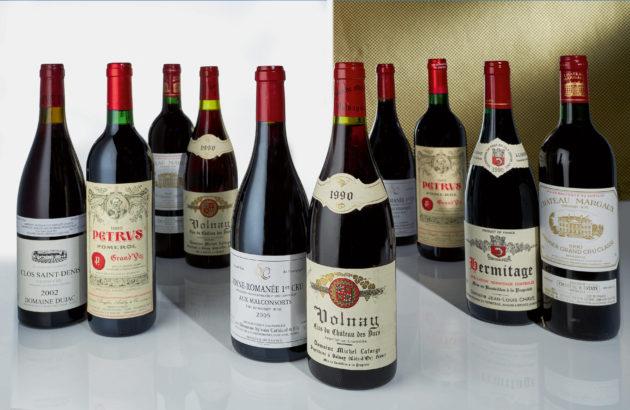 苏富比拍卖行将于9月在纽约举行精品葡萄酒拍卖会