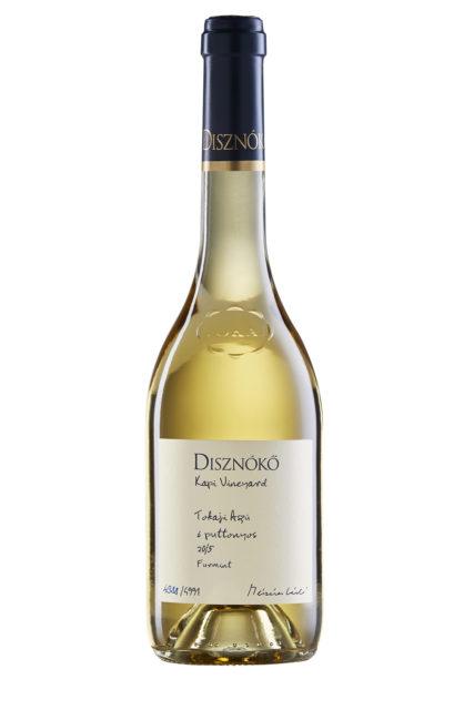 匈牙利托卡伊酒庄Disznóko推出2015年份的托卡伊葡萄酒