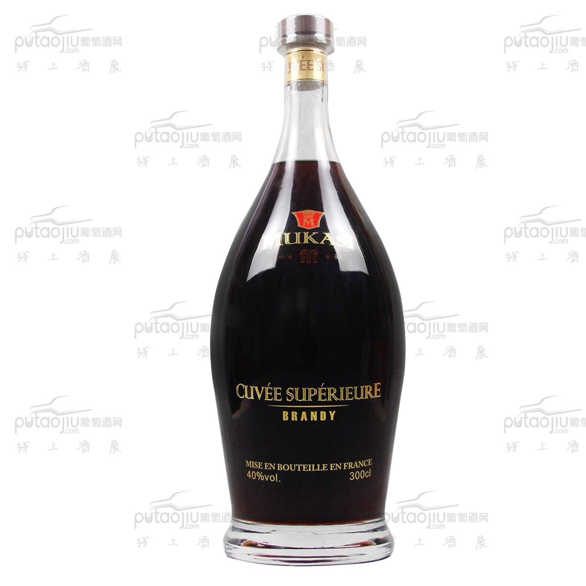 法国香槟区JOLY.PRULHO酒庄慕卡斯特醇白兰地 3000ml