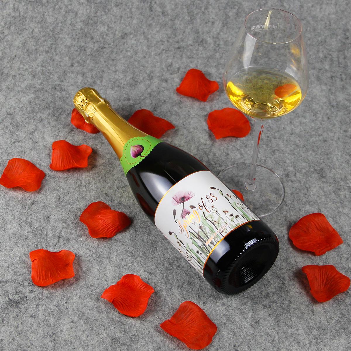 澳大利亚阿德莱德酒满酒庄爱在四季混酿春风十里白无醇葡萄汁