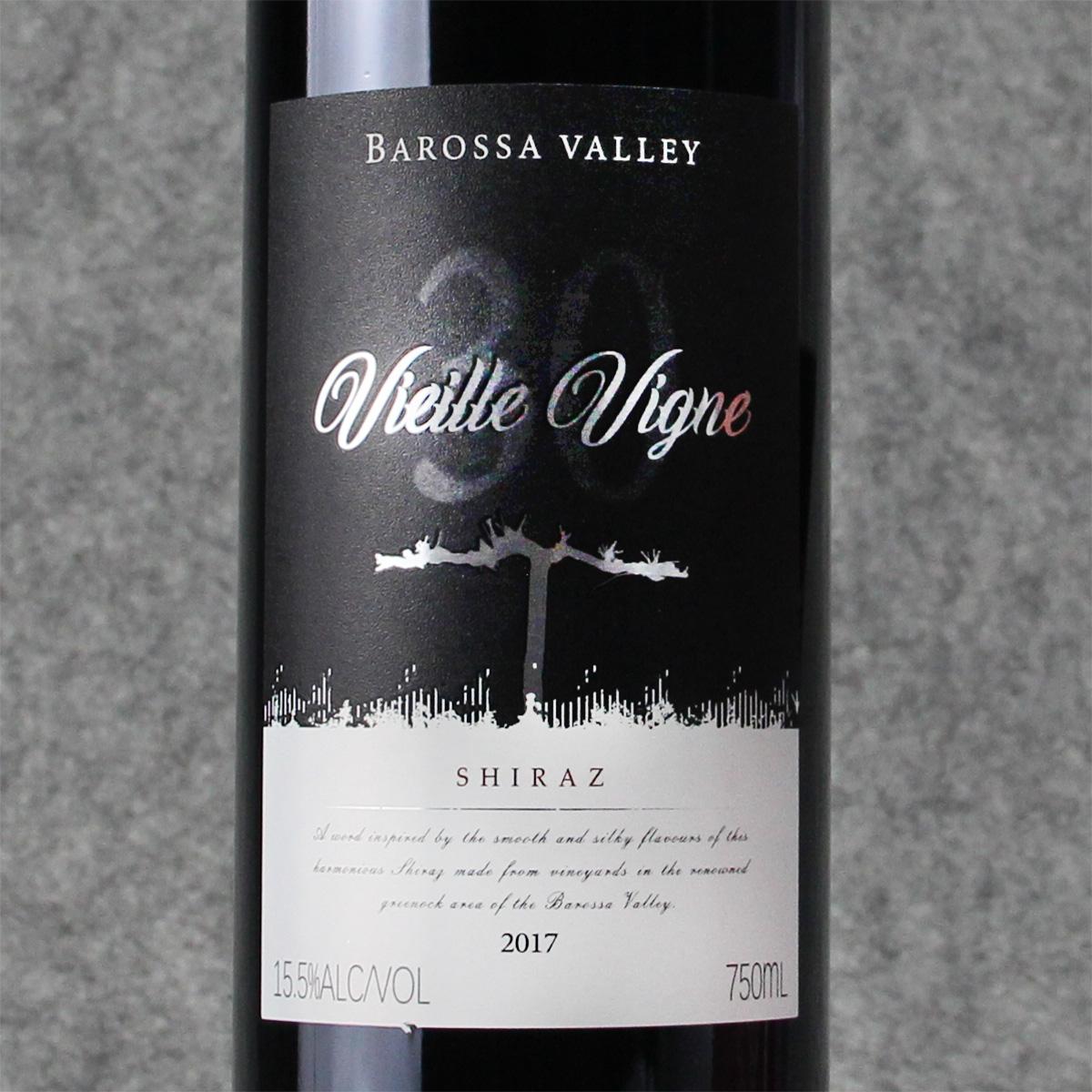 澳大利亚巴罗萨山谷酒满酒庄西拉绝色老藤30干红葡萄酒