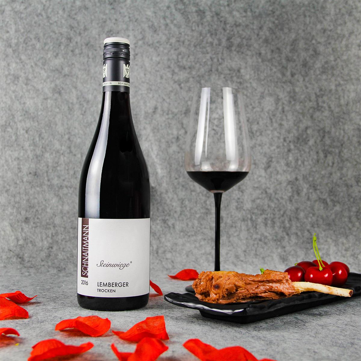 德国符腾堡莱纳施纳特门酒庄莱姆贝格施泰格园VDP大区级干红葡萄酒