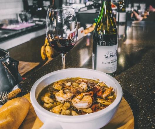 葡萄酒与汤和炖菜的搭配