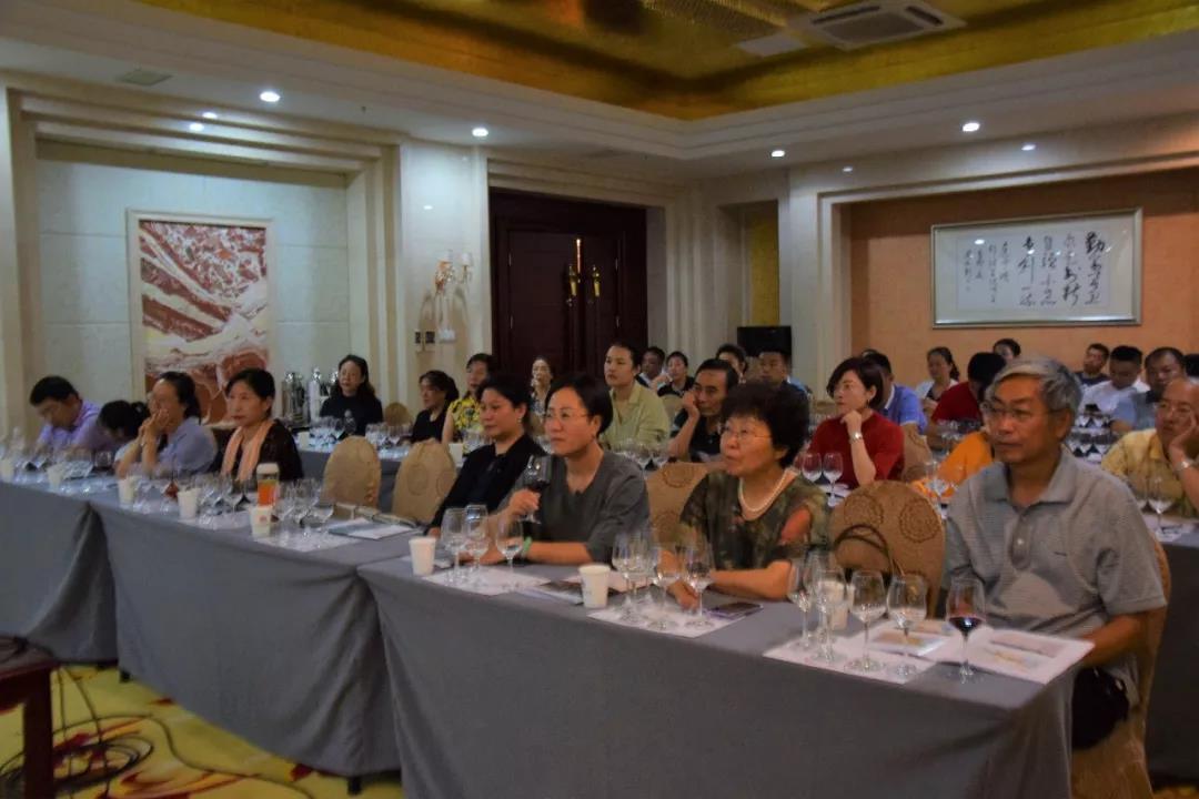 格鲁吉亚葡萄酒年度第二期课程在连云港举办