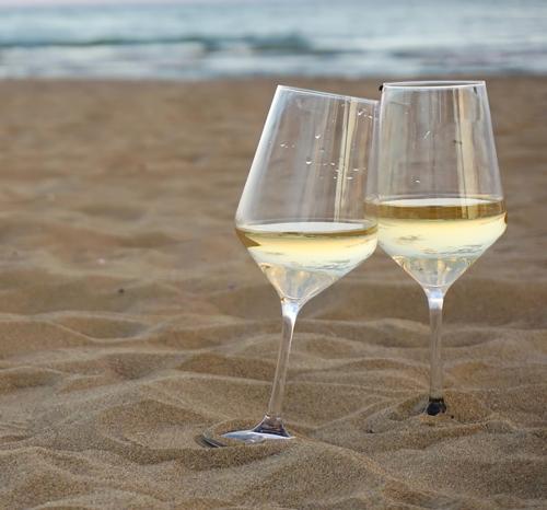 葡萄酒的挂杯是什么引起的?