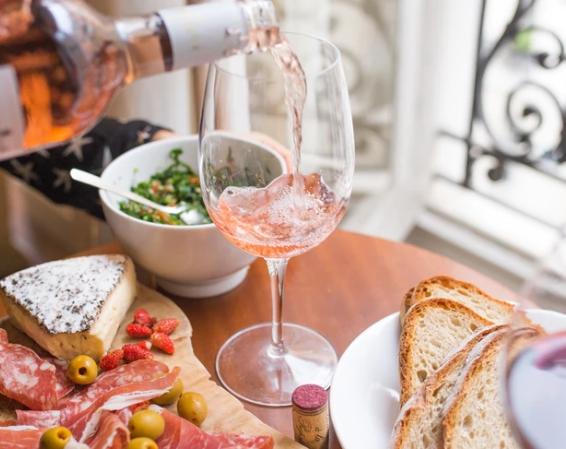 早午餐与葡萄酒的搭配