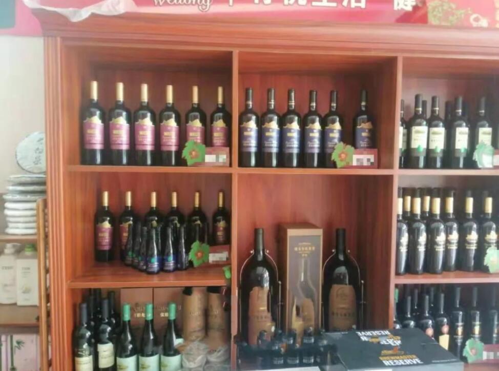 威龙有机C系列葡萄酒逆势增长