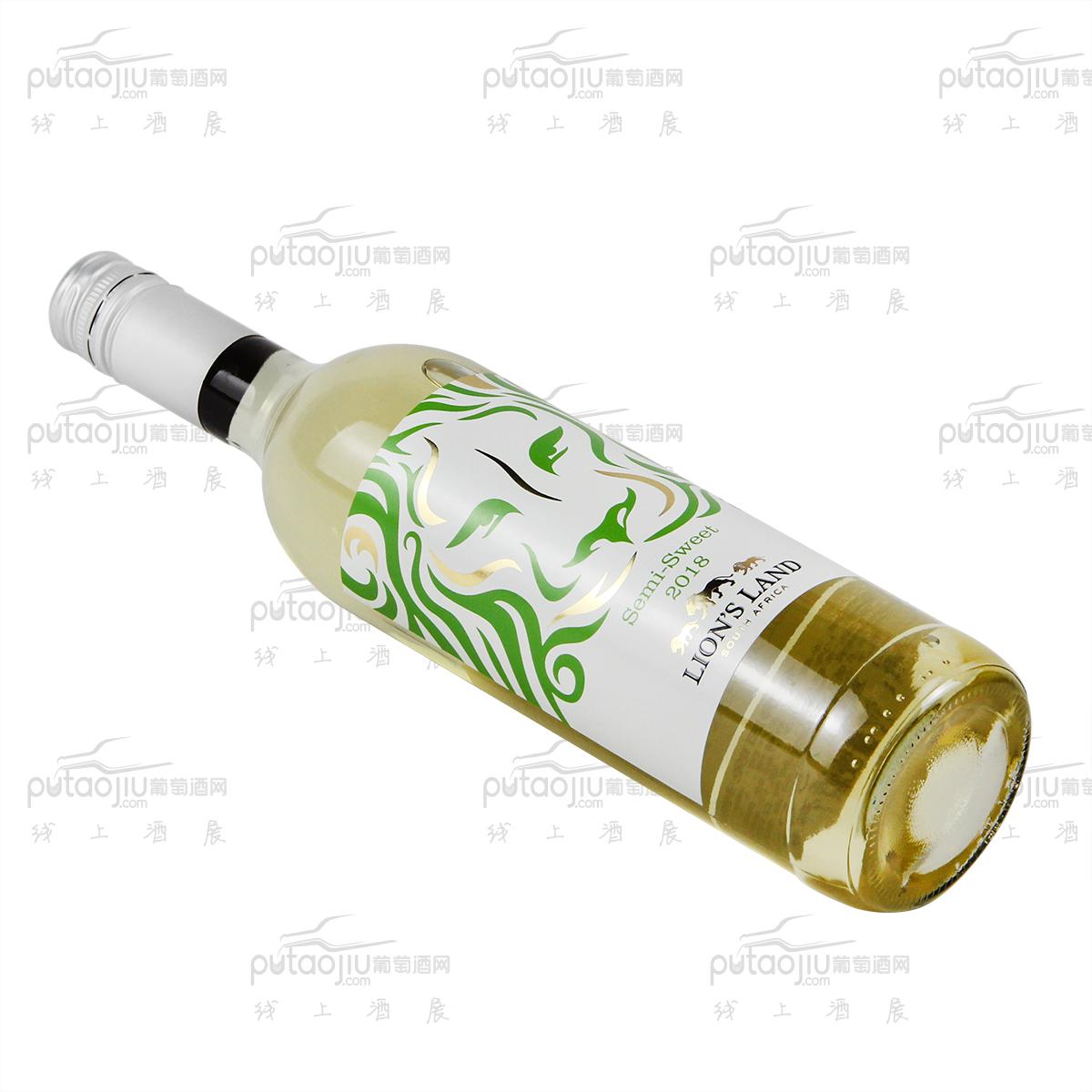 南非西开普省猎豹酒庄金狮园白诗南半甜白葡萄酒
