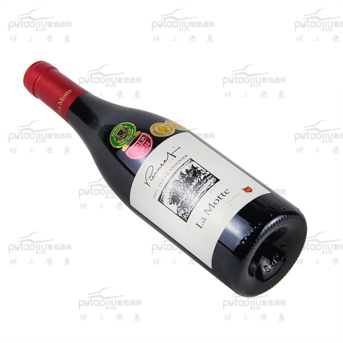 南非西开普省乐梦迪酒庄西拉维欧尼大师干红葡萄酒