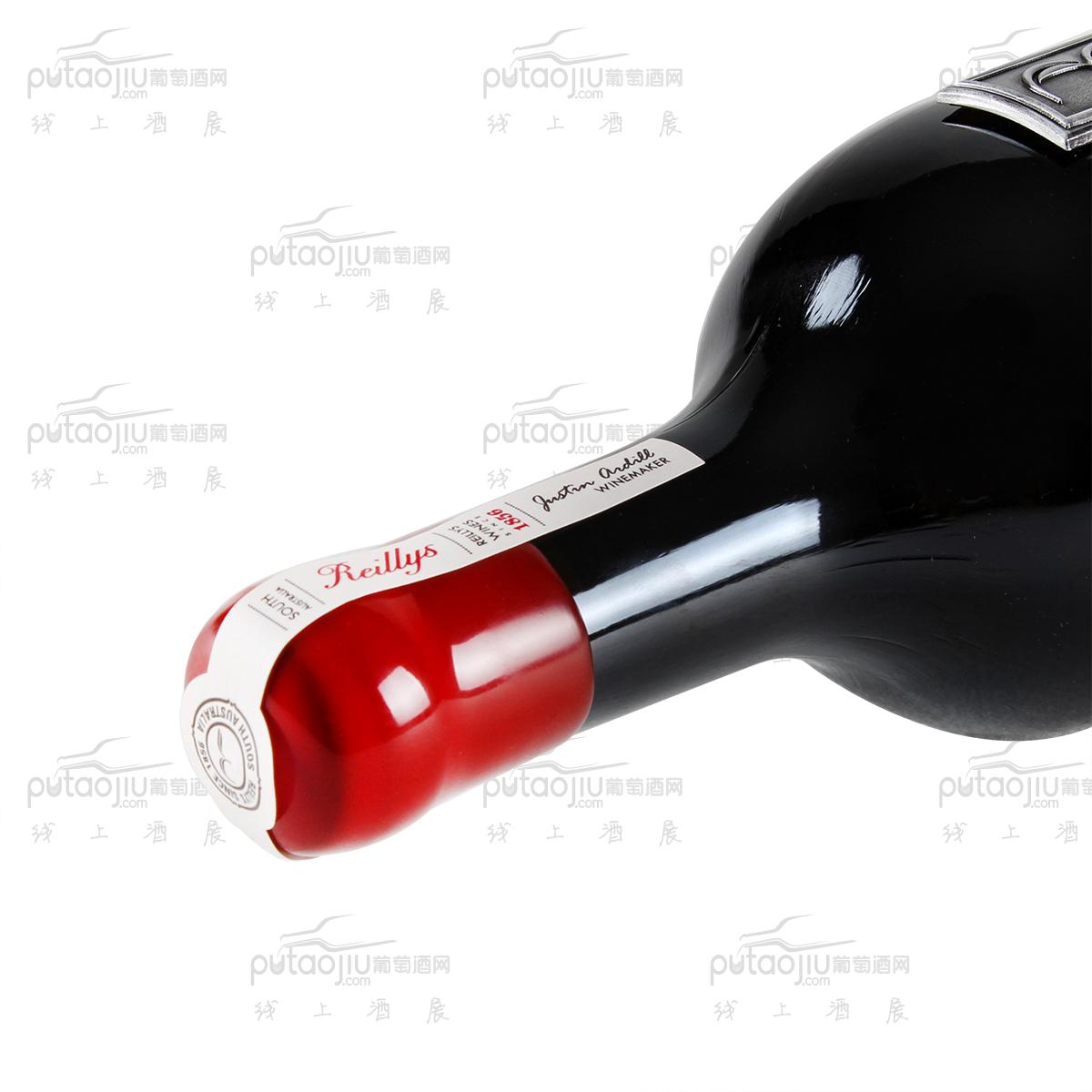 澳大利亚克莱尔谷莱利斯西拉休.莱利巴罗萨谷干红葡萄酒