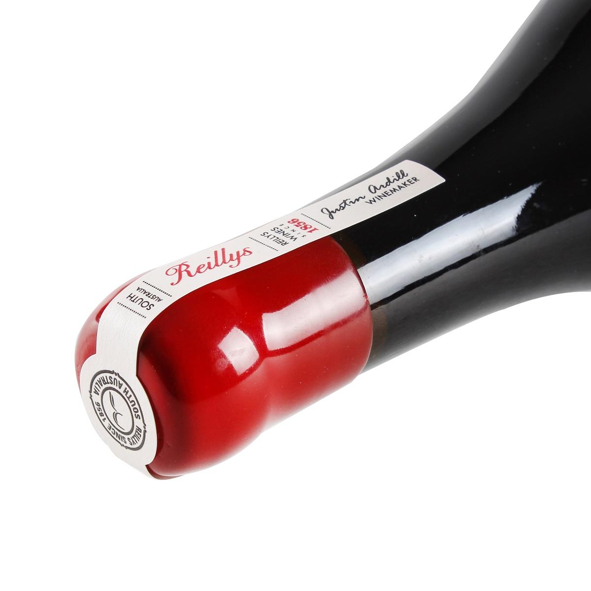 澳大利亞克萊爾谷萊利斯歌海娜西拉老藤干紅葡萄酒