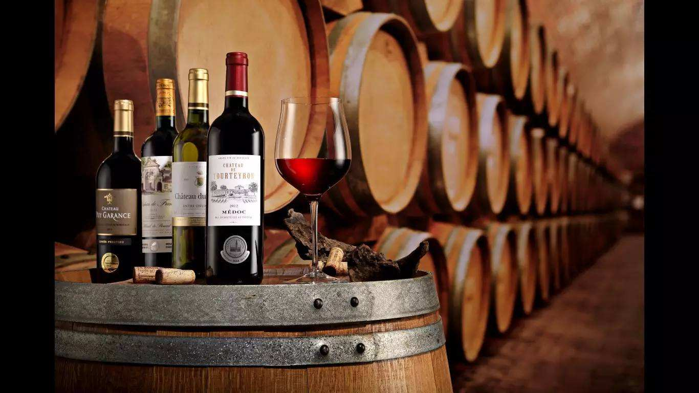 绽放你葡萄酒的魅力,只需三步。