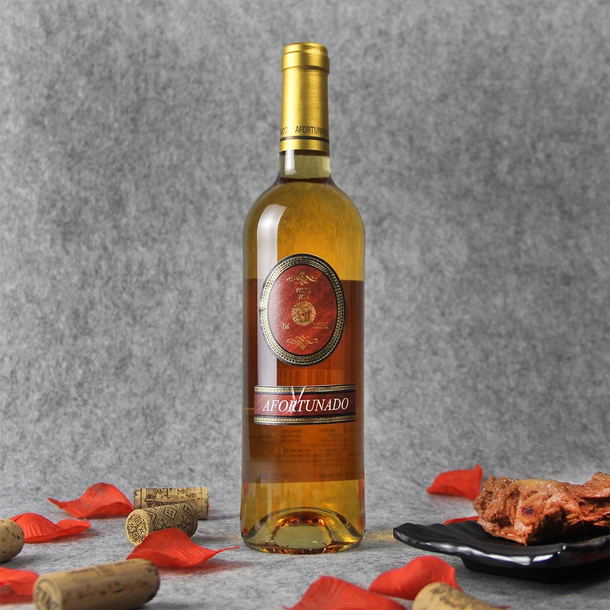 西班牙幸运者干白葡萄酒