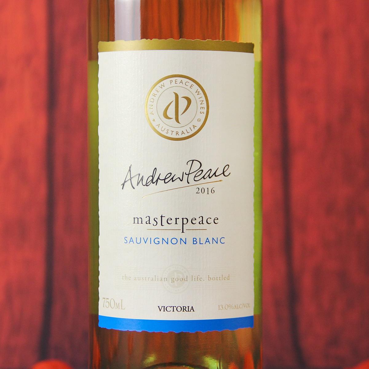 澳大利亚安德鲁皮士酒庄皮士大师 长相思干白葡萄酒