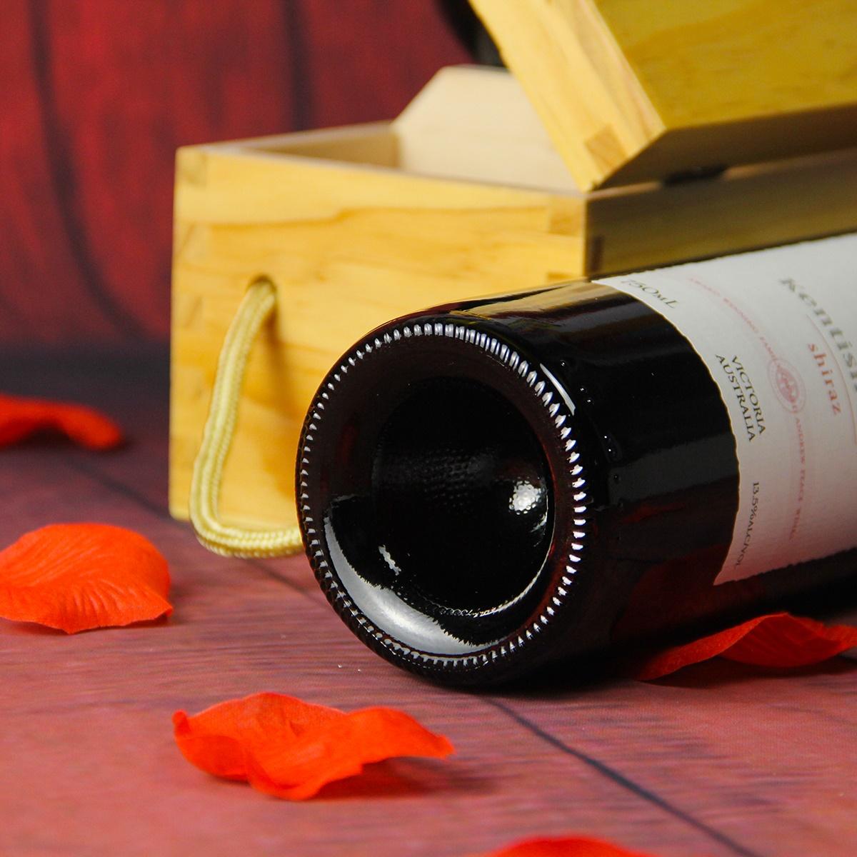 澳大利亚安德鲁皮士酒庄肯特莱恩西拉干红葡萄酒