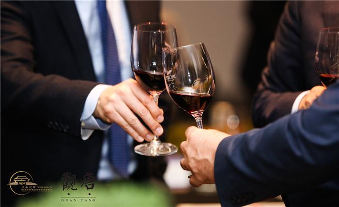 斯多比韵丽葡萄酒成为第三届文明古国论坛部长会议学者论坛晚宴指定用酒