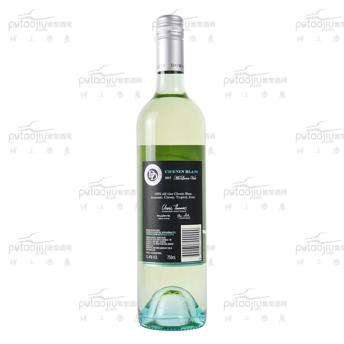 澳大利亚麦克拉伦谷产区都度庄园白诗南干白葡萄酒