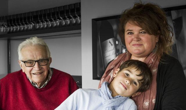 法国索榭马莲庄园创始人让•高特罗离世,享年92岁