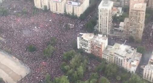 智利爆发大规模游行示威活动,葡萄酒出口时间延误