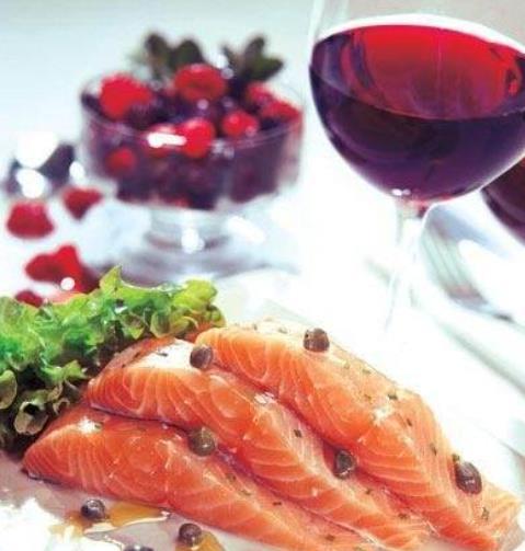 葡萄酒配菜的原则你知道多少?