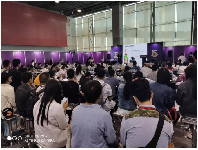2019下半年全球最大專業葡萄酒烈酒展—第23屆中國(廣州)國際名酒展今日隆重開幕!