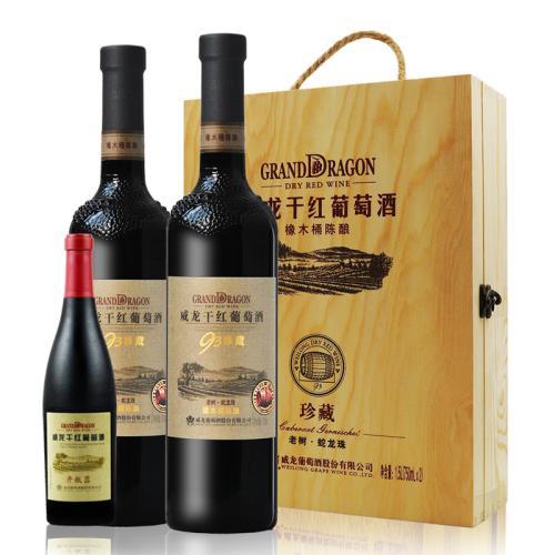 威龙干红葡萄酒的配餐解析 ,一起来看看吧