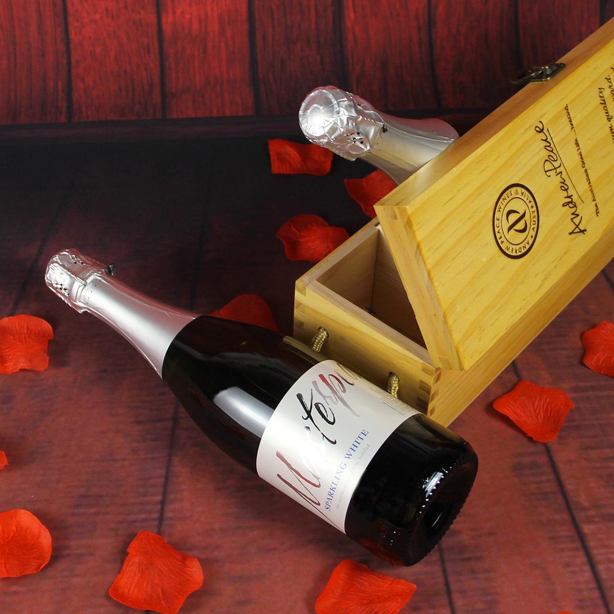 澳大利亚维多利亚安德鲁皮士酒庄皮士大师歌伦巴干白起泡酒