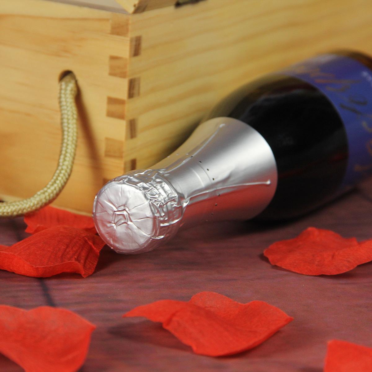 澳大利亚维多利亚安德鲁皮士酒庄皮士大师西拉子起泡酒200mL