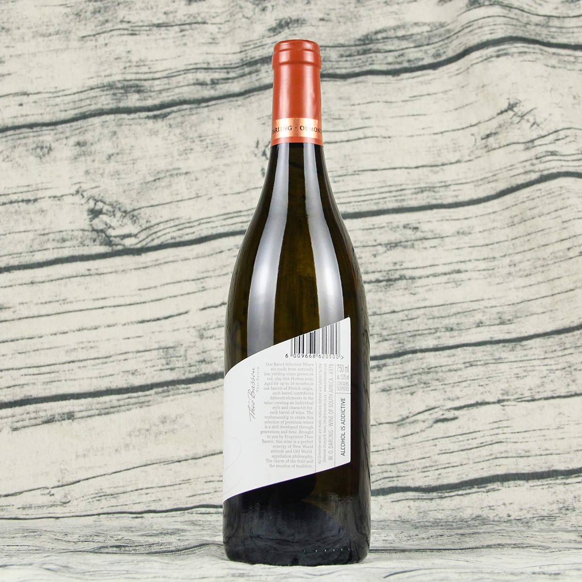 南非西开普奥曼迪酒庄霞多丽干白葡萄酒