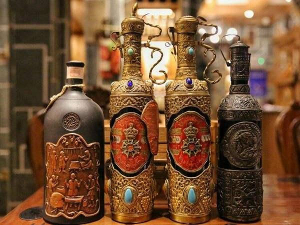 格鲁吉亚葡萄酒节在香港举行