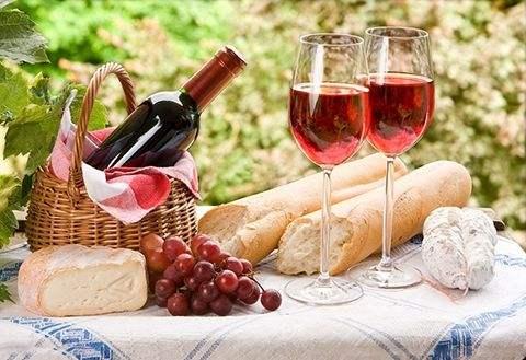 白酒不能掺着喝,葡萄酒是按什么顺序来喝呢