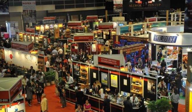 2020郑州葡萄酒展将在4月举办