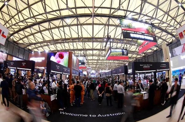 史上最大展团阵容亮相ProWine、Decanter两大盛会,澳大利亚葡萄酒管理局还带来了哪些亮点?